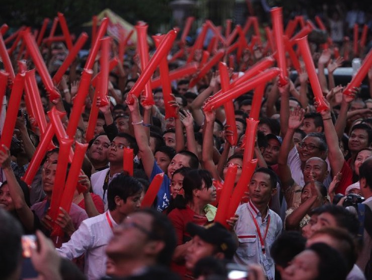 Myanmar: What does an NLD Victory Mean for Foreign Investors?